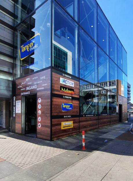 Winkelcentrum Pein 40-45